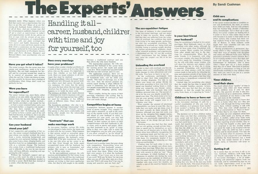 The Experts' Answers
