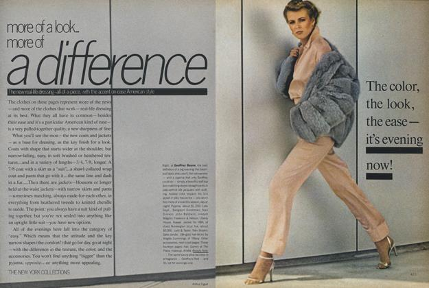Article Preview: More of a Look, More of a Difference, September 1978 | Vogue