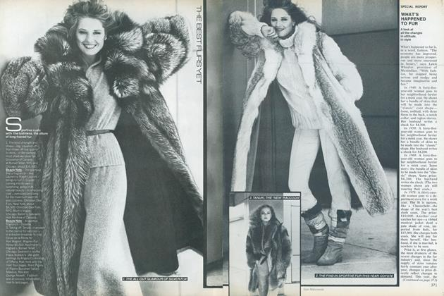 Article Preview: Special Report: What's Happened to Fur, October 1978 | Vogue