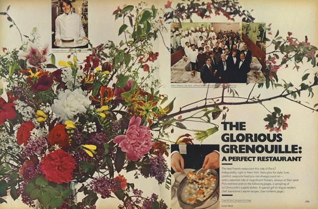 Article Preview: The Glorious Grenouille: A Perfect Restaurant, December 1978 | Vogue