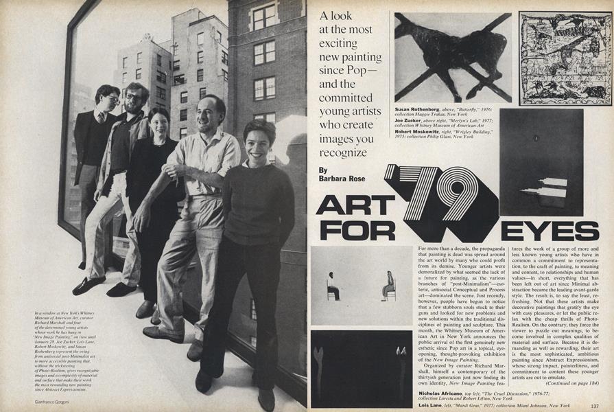 Art for '79 Eyes