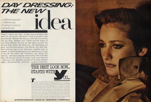 Article Preview: Day Dressing: The New Idea, March 1979 | Vogue