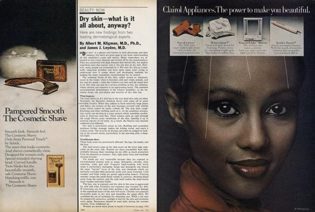 Article Preview: Dry Skin—What IS It All About, Anyway?, May 1979 | Vogue