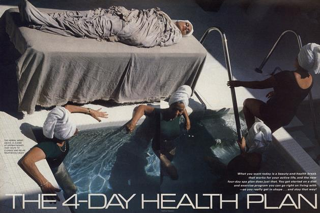 Article Preview: The 4-Day Health Plan, July 1979 | Vogue