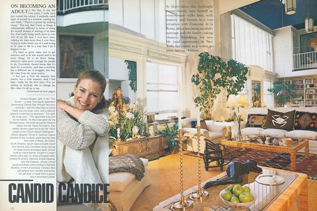 Article Preview: Candid Candice, August 1979 | Vogue