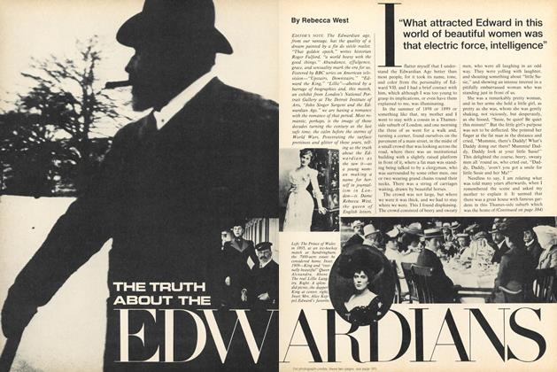 Article Preview: The Truth About the Edwardians, October 1979 | Vogue