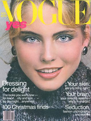 Cover for the November 1979 issue