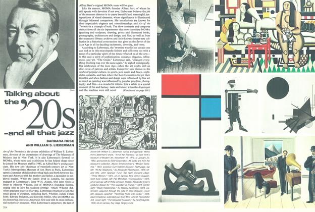 Article Preview: Talking About the '20s - And All That Jazz, November 1979 | Vogue