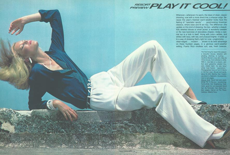 Resort Preview: Play it Cool!