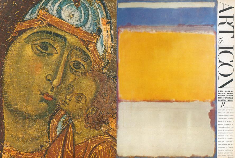 Art as Icon
