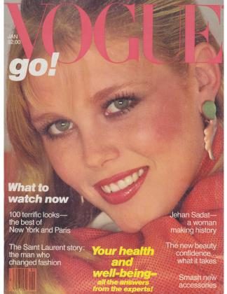 Cover for the JANUARY 1980 1980 issue