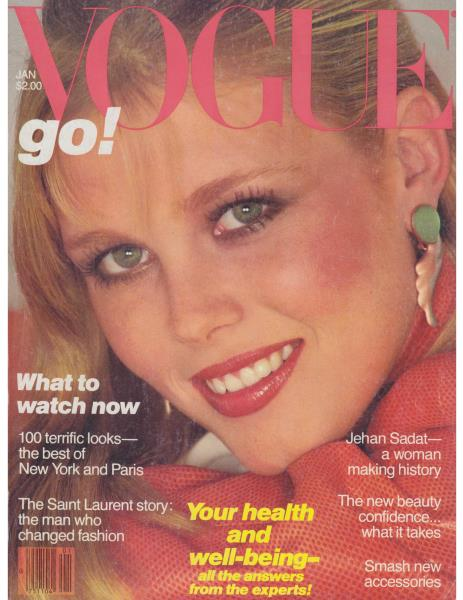 Issue: - JANUARY 1980 | Vogue