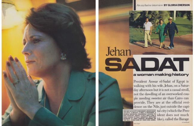 Jehan Sadat