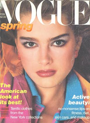 Cover for the February 1980 issue