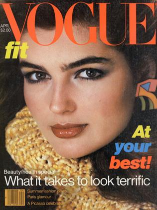 Cover for the April 1980 issue