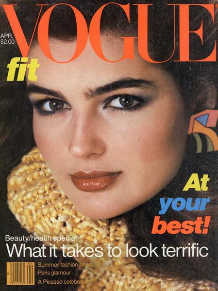 Issue: - April 1980 | Vogue