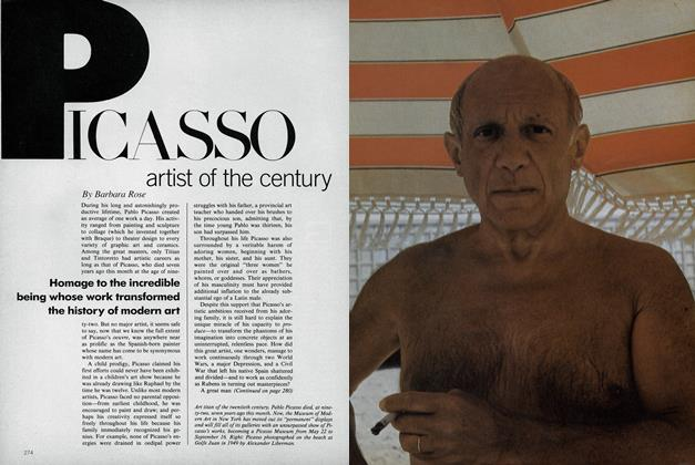 Picasso—Artist of the Century