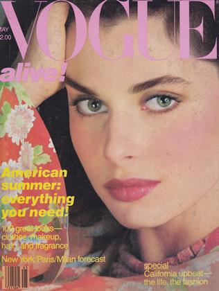 Cover for the May 1980 issue