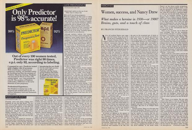Article Preview: Women, Success, and Nancy Drew, May 1980 | Vogue