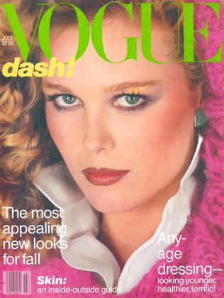 Cover for the July 1980 issue