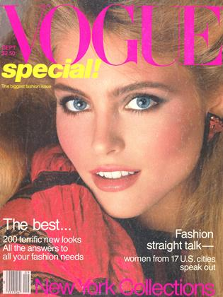 Cover for the September 1980 issue