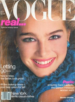 Cover for the October 1980 issue
