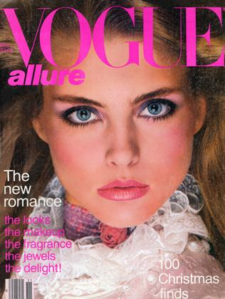 Cover for the November 1980 issue