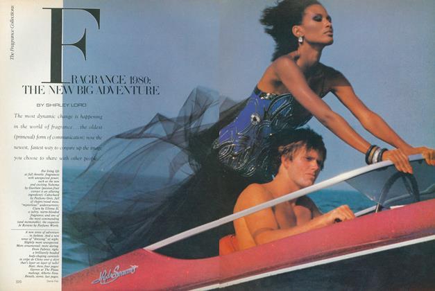 Fragrance 1980: The New Big Adventure