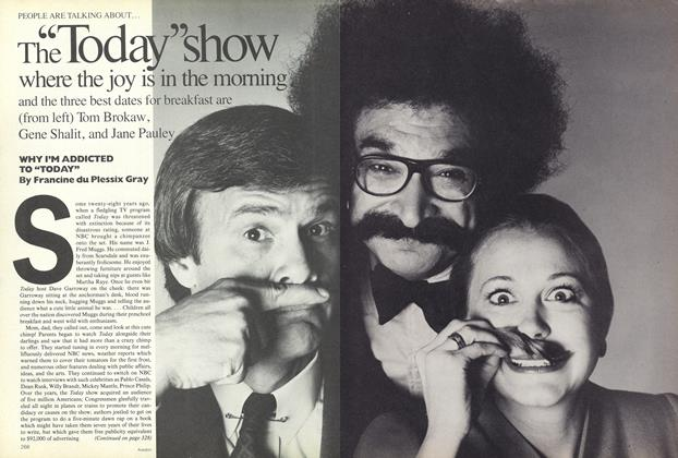 """The """"Today"""" Show Where the Joy Is in the Morning: Why I'm Addicted to """"Today"""""""