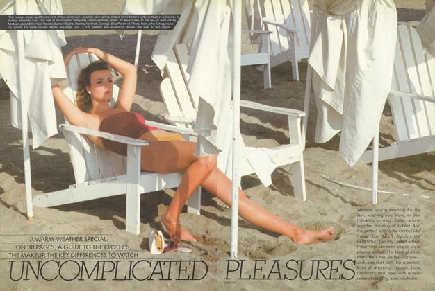 Uncomplicated Pleasures