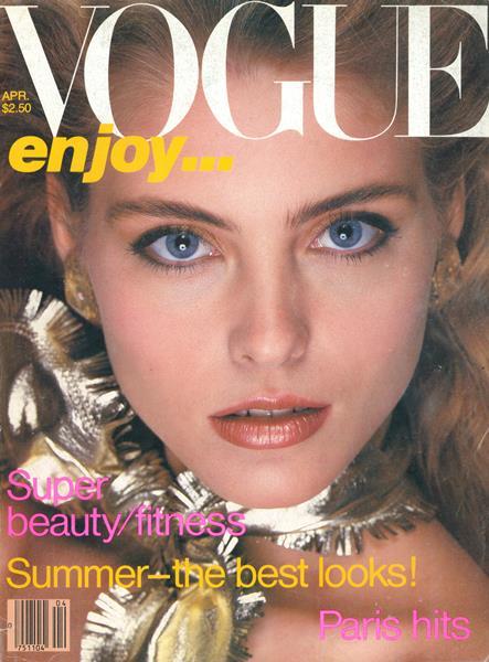 Issue: - April 1981 | Vogue