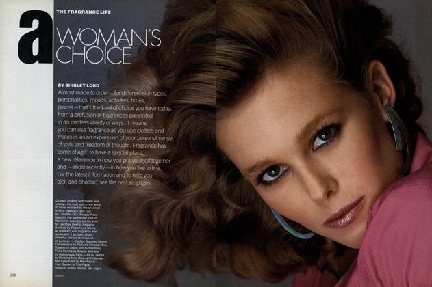 The Fragrance Life: Woman's Choice