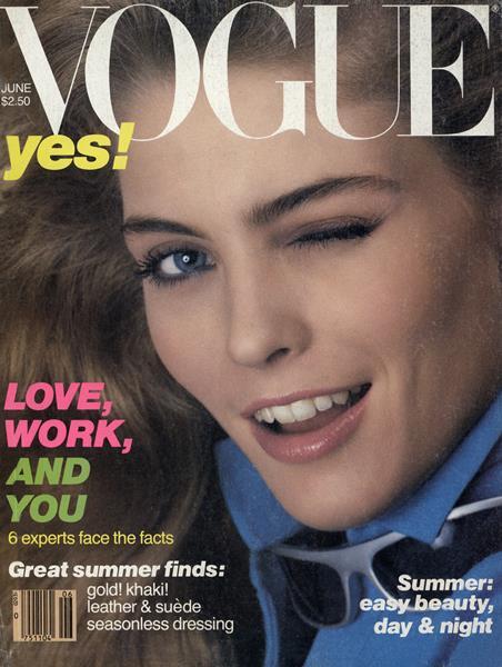 Issue: - June 1981   Vogue