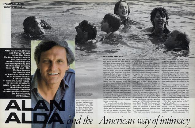 Alan Alda and the American Way of Intimacy