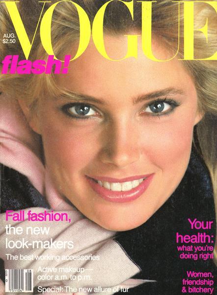 Issue: - August 1981 | Vogue