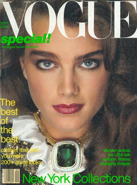 Issue: - September 1981 | Vogue