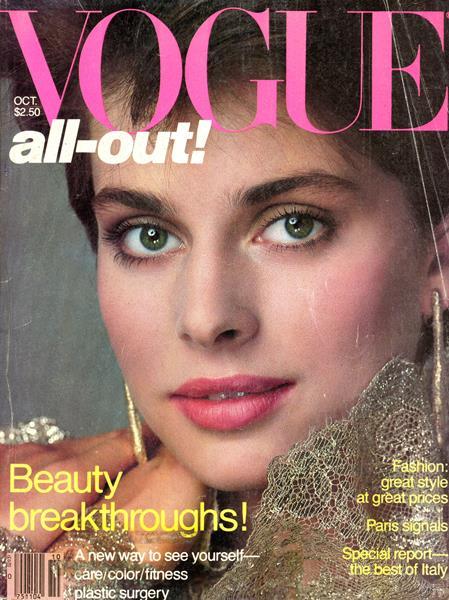 Issue: - October 1981 | Vogue