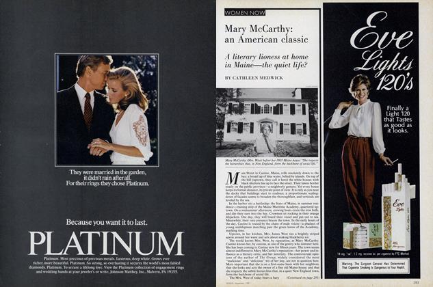 Mary McCarthy: An American Classic