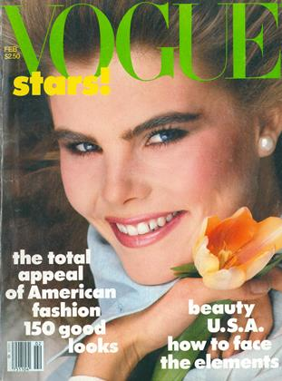 Cover for the February 1982 issue