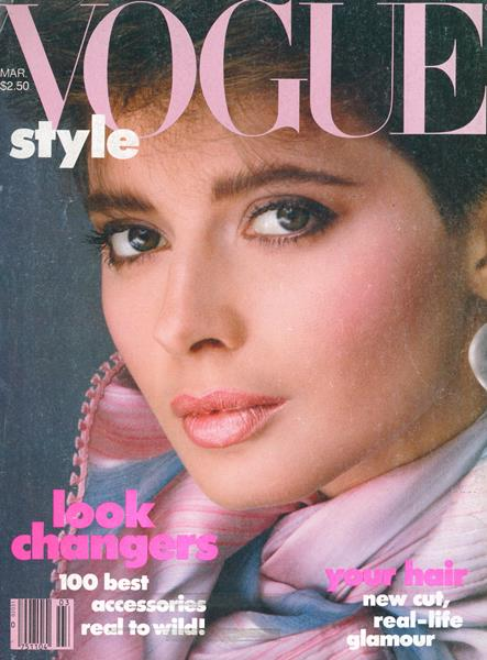 Issue: - March 1982 | Vogue