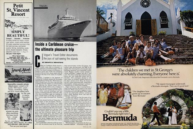 Inside a Caribbean Cruise—the Ultimate Pleasure Trip