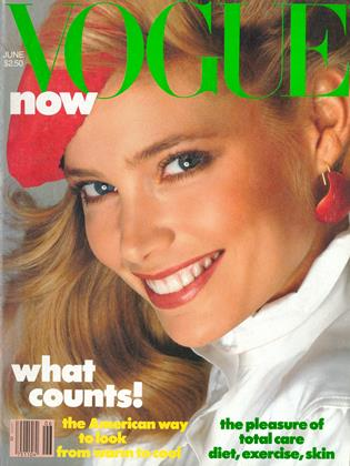 Cover for the June 1982 issue
