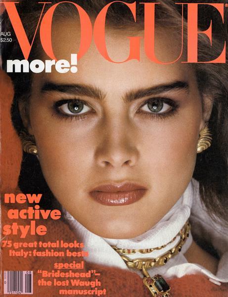 Issue: - August 1982 | Vogue