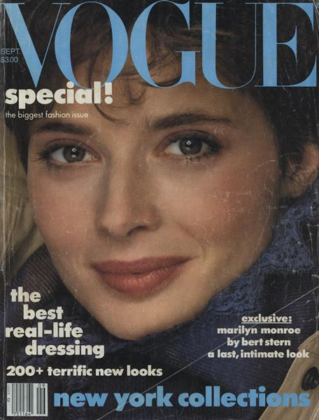 Issue: - September 1982 | Vogue