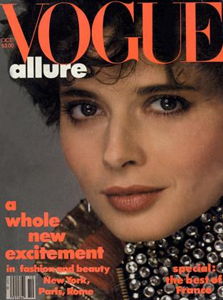 Cover for the October 1982 issue