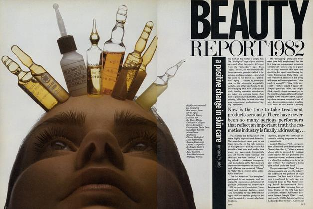Beauty Report 1982
