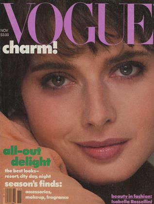 Cover for the November 1982 issue