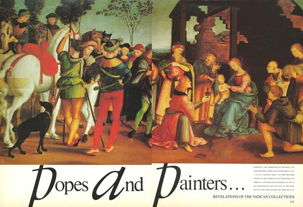 Popes and Painters: Revelations of the Vatican Collections