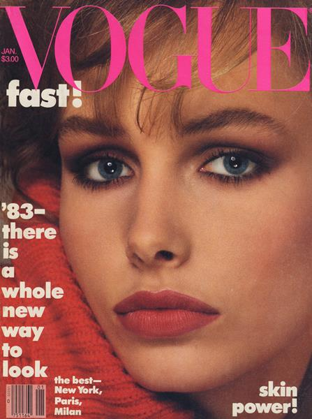 Issue: - January 1983 | Vogue