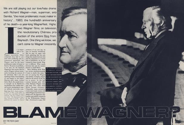 Blame Wagner?